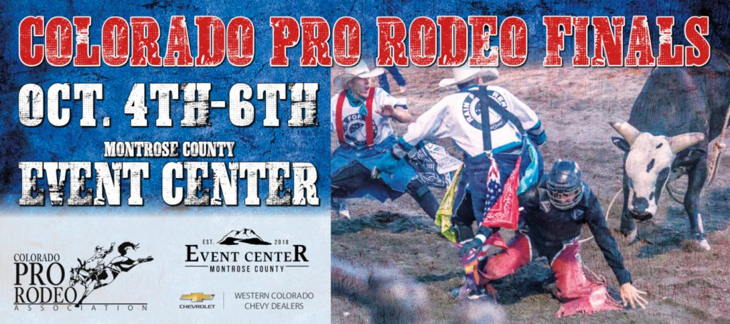 2019 Colorado Pro Rodeo Finals Black Canyon Tickets